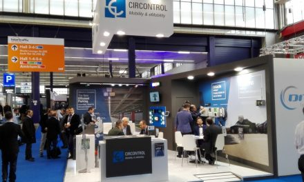 Ditech Mobility App will be presented at the Intertraffic in Amsterdam