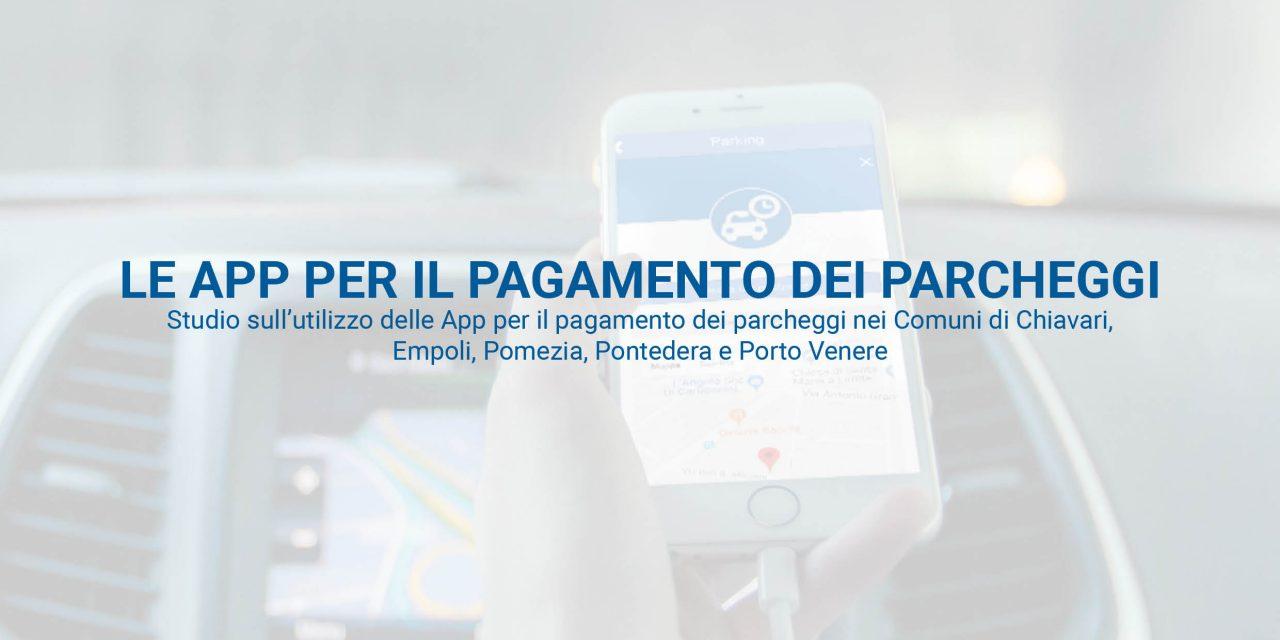 La pubblicazione sui risultati del sondaggio sulle App per il pagamento dei parcheggi