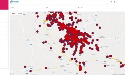 Siena, completata la mappatura dei Passi Carrabili